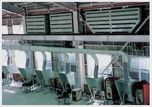 平行層流排気装置